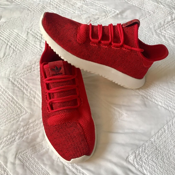 best website 09597 1671e Adidas Originals Tubular Shadow Red Shoes size 6.5